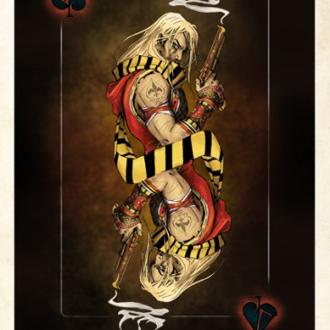The Gamblers Playing Card Deck