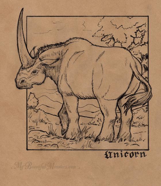 inktober2016_unicorn