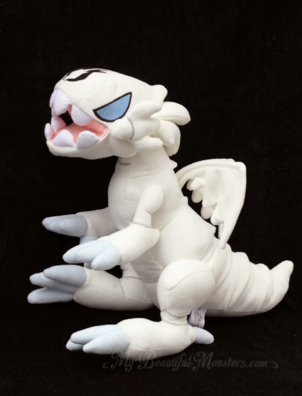 Blue Eyes White Dragon Custom Plush My Beautiful Monsters